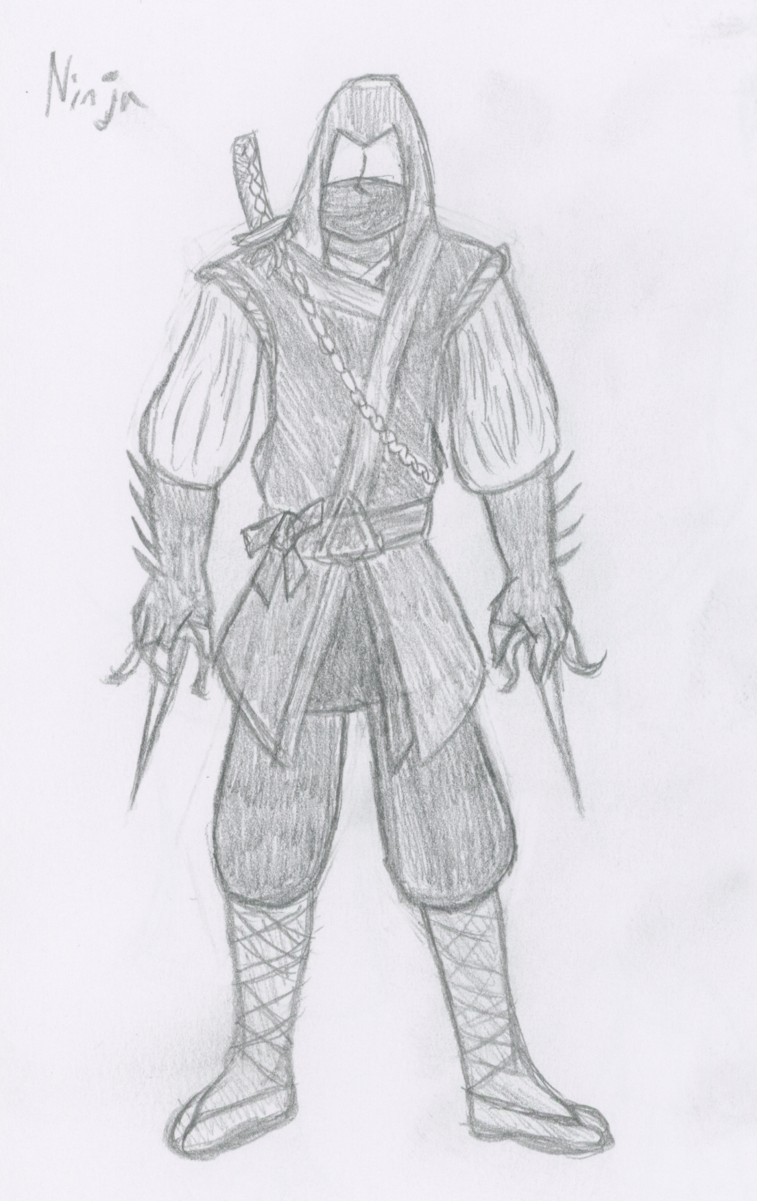 Assassin S Creed Bushido Ninja By Snowcloud8 On Deviantart