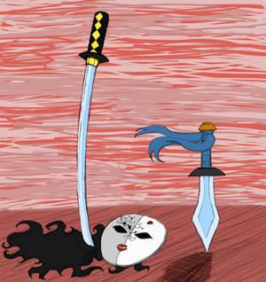 Samurai Jack - Memoirs of the Fallen