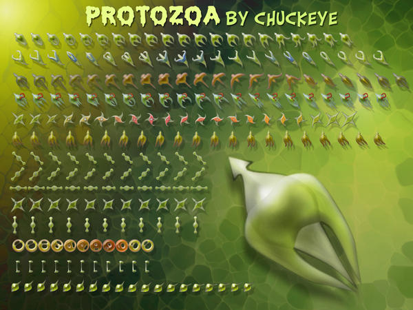 Protozoa by GrynayS