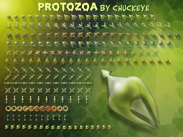 Protozoa by GrynayS