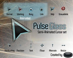 Pulse Glass by GrynayS