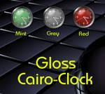 Gloss Cairo-Clock