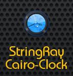 StringRay Cairo-Clock