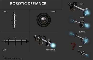 RoboticDefiance by GrynayS
