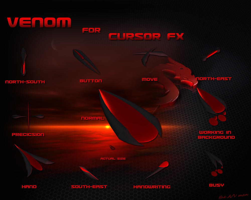 Venom by GrynayS