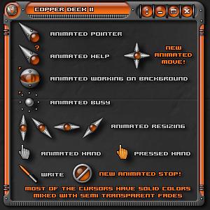 CopperDeckII by GrynayS