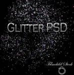 Glitter PSD