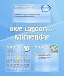 Blue Lagoon for Rainlendar