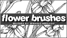 Brushes 01 by efamous