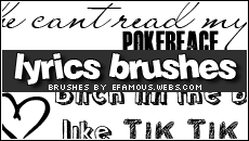 Brushes 02 by efamous