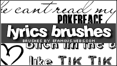 Brushes 02 by efamous