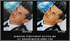 Photoshop Action 6 by efamous