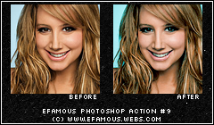 Photoshop Action 9 by efamous