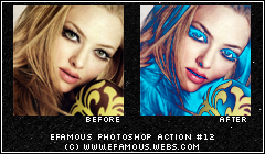 Photoshop Action 12 by efamous