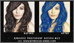 Photoshop Action 13 by efamous