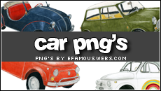 Car Png's by efamous