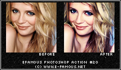 Photoshop Action 20 by efamous