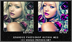 Photoshop Action 22 by efamous