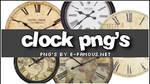 Clock Png's