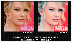 Photoshop Action 28 by efamous