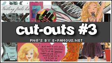 Magazine Cut-Outs 3 by efamous