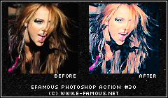 Photoshop Action 30 by efamous