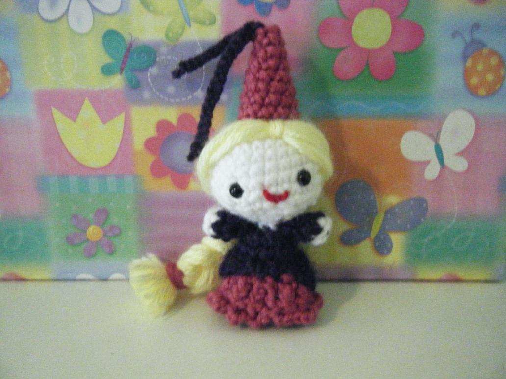 Tiny Amigurumi Patterns Free : Tiny Rapunzel Amigurumi WITH PATTERN by LesGloryDays30 on ...