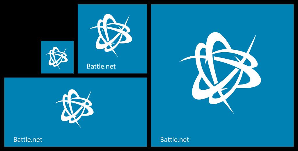 Battlenet Windows 81 Start Tile Set By Necromod On Deviantart