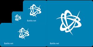 Battle.net Windows 8.1 Start Tile Set