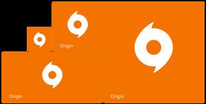 Origin Windows 8.1 Start Tile Set