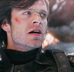 The Ghost of You: Reader x Bucky Barnes Ch  13 by