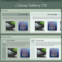 Classic Gallery CSS