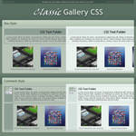 [Obsolete] Classic Gallery CSS