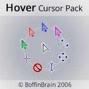Hover Cursor Pack