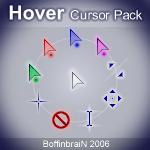 Hover Cursor Pack by BoffinbraiN