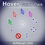 Hover Cursor Pack