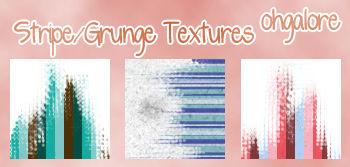 Stripe Grunge Textures