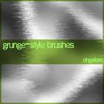 Grunge-Style Brushes