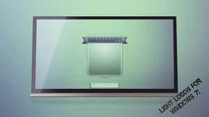 Light Logon For Windows 7