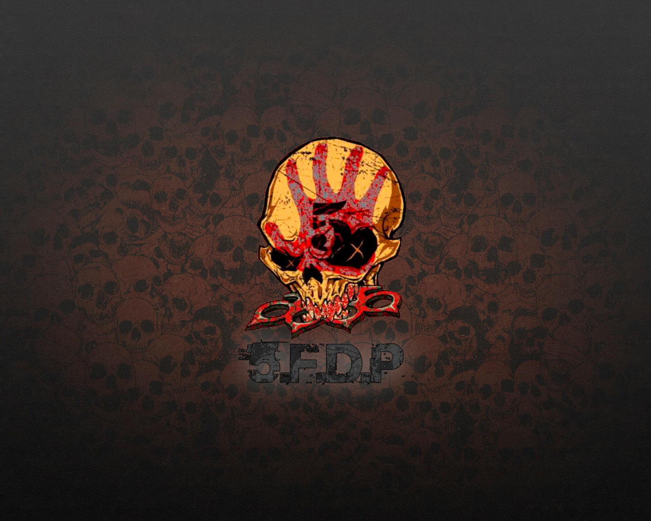 five finger death punch wallpaper by metalirving on deviantart