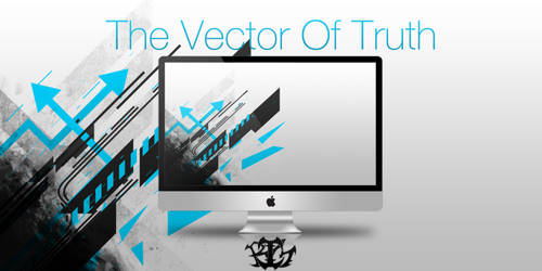 The Vector Of Truth Wallpaper by MetalIrving