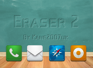 Eraser 2 v1.7 by kane2007uk