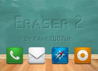 Eraser 2 v1.7 by kane2007uk