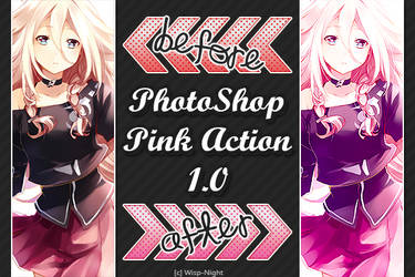 PS (Pink) Action 1.0