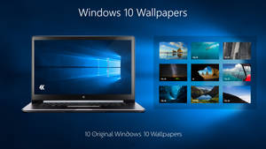Windwos 10 Original Wallpapers 4K