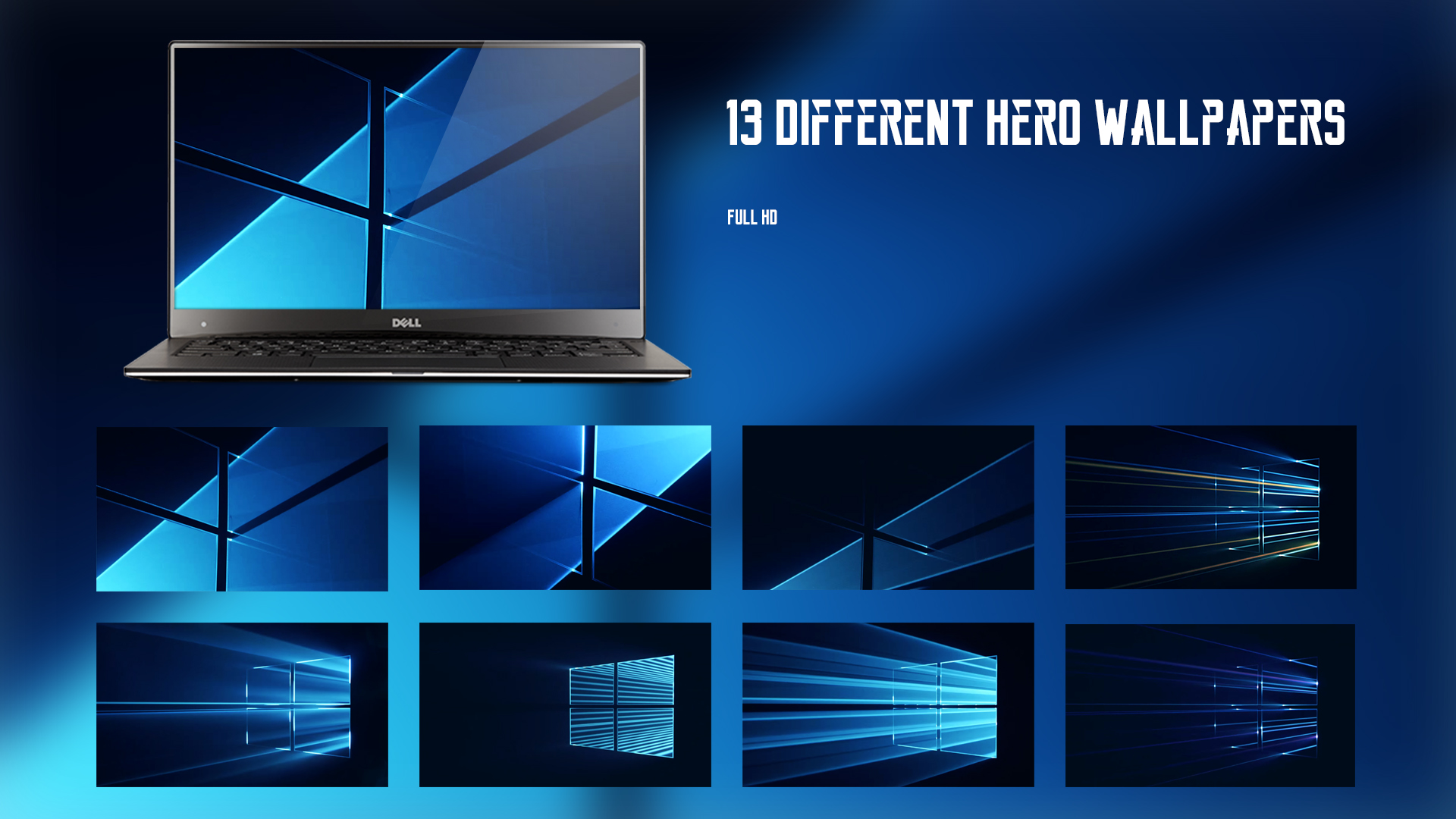 13 Different Amazing Hero Wallpapers Full Hd By Armend07 On Deviantart