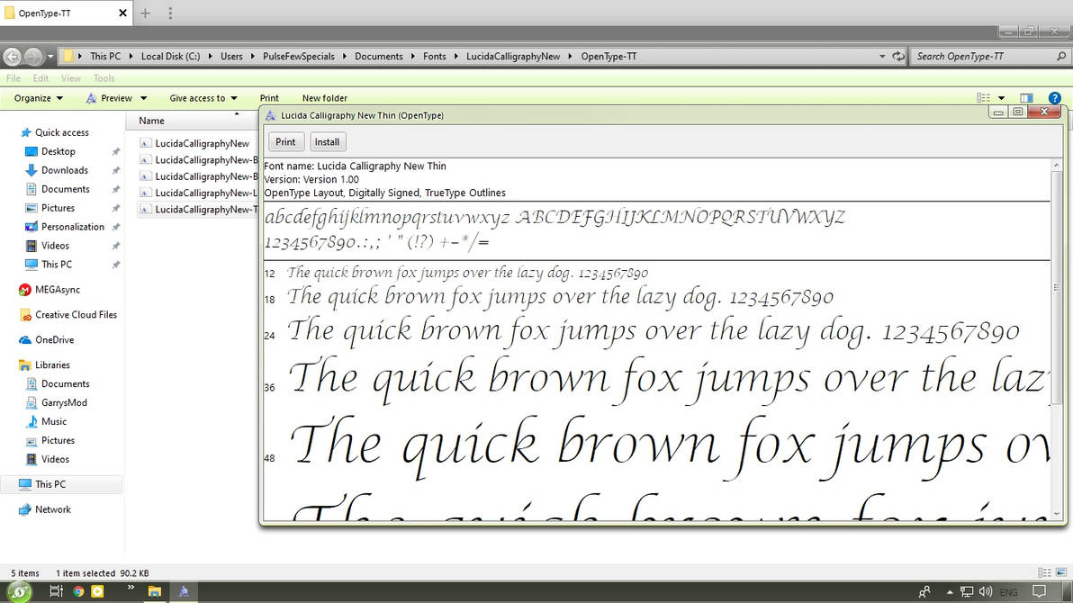 Lucida Rare Windows 10 Version 1903 by PulseFewSpecials on DeviantArt