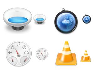 Milkapp MAC OS X by RimshotDesign