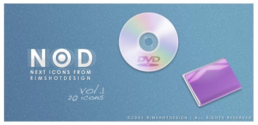 NOD vol.1 for XP by RimshotDesign