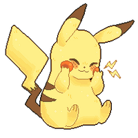 *~ Pikachu Blush ~* // Free For Use by Belsibeth